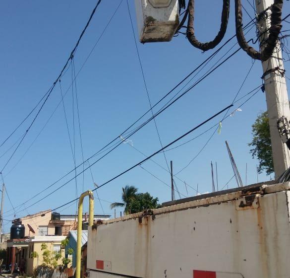 Inician Proceso Iluminacion Sectores Puerto Plata