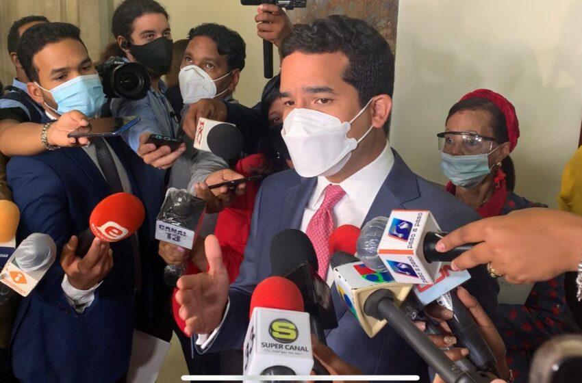 Diputado Fernández Somete Proyecto Regula Transición Presidencial
