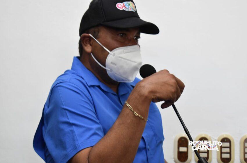 Alcalde Ofrecera Apoyo Carnaval Puerto Plata