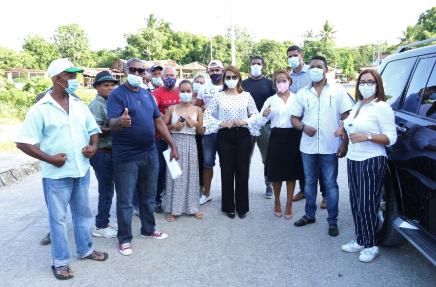 Gobierno Socorre Familias Afecta Incendio Montellano