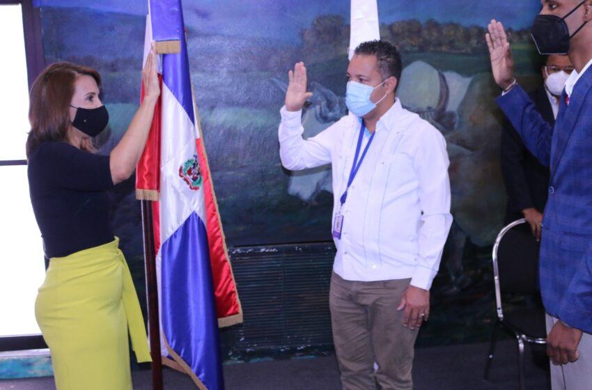 Posecionan Nuevo Director IDAC en Puerto Plata