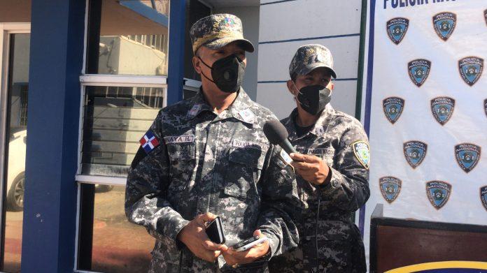 Director Regional Policia Nacional Celebra Encuentro Prensa Puerto Plata