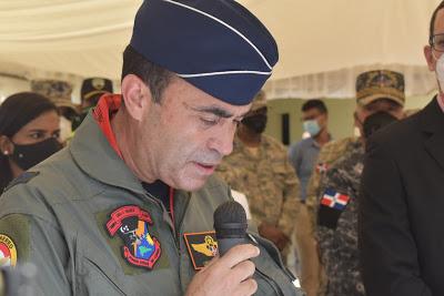 Comandante Siempre Aspiro Dirigir Fuerza Aerea Dominicana