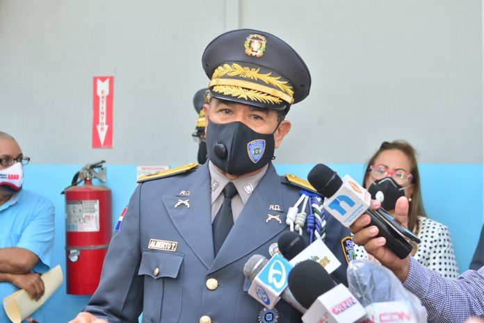 General Then Asume Jefatura Policia Santiago