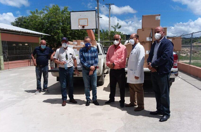 Provincial Salud Publica Monta Operativo Medico Distrito Yasica