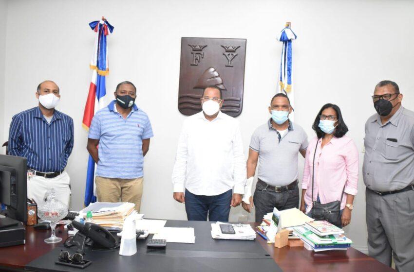 Artesanos Sostienen Encuentro Alcalde Puerto Plata