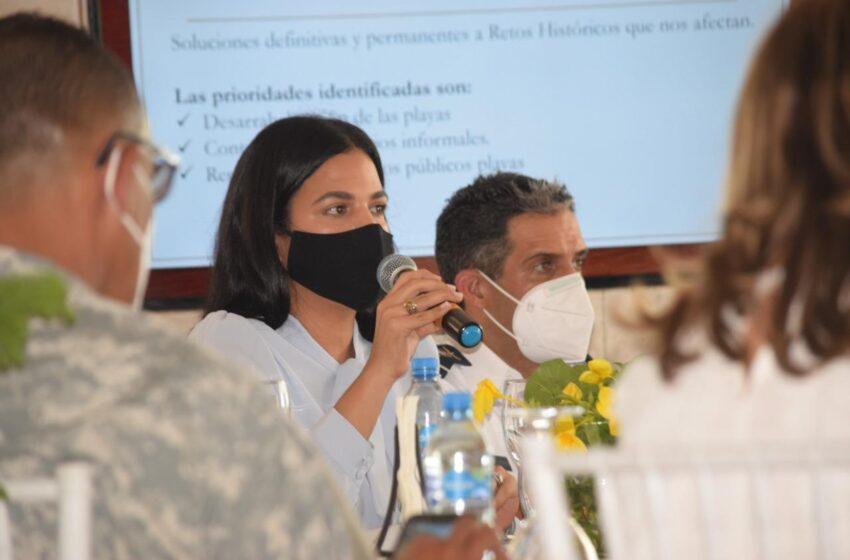 Directora Régional Dirige Trabajos Mesa Turismo Puerto Plata