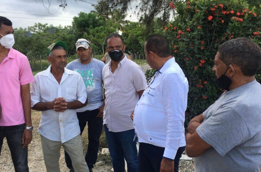 Alcalde Garcia Resolvera Problemas Comunidades Puerto Plata