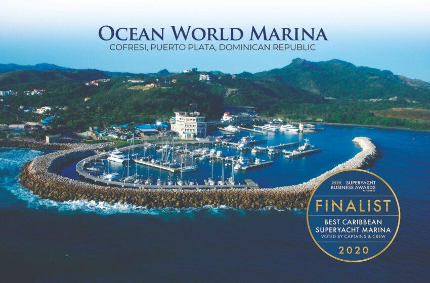 Ocean World Concluye Finalista Concurso Mejor Marina Region del Caribe