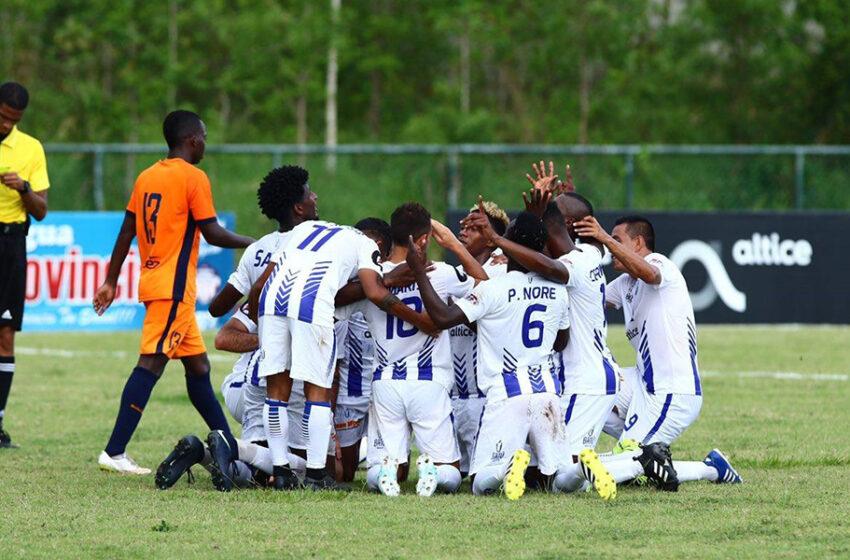 Puerto Plata Aceita Maquinaria Debut Liga Dominicana Fútbol