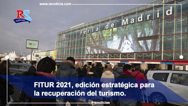 Evento FITUR Clave Recuperación Turismo República Dominicana