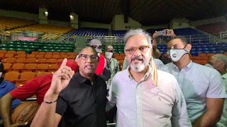 Aracena Gana Presidencia Elecciones ABASACA Santiago