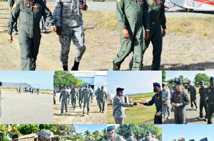 Continúan Inspeccionando Instalaciones Militares Zona Norte