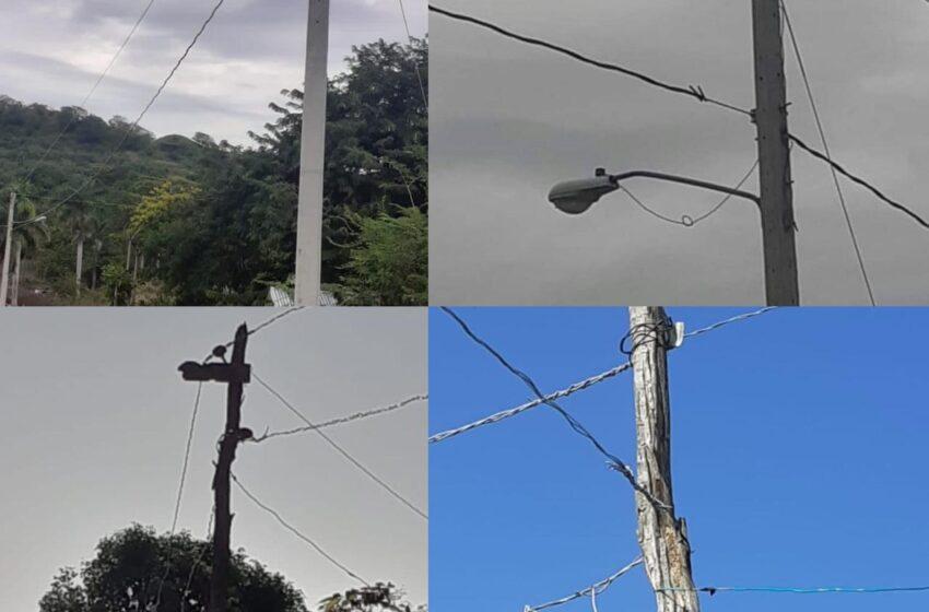 Gobernacion-EDENORTE Propician Electrificación Comunidad Loma de la Bestia