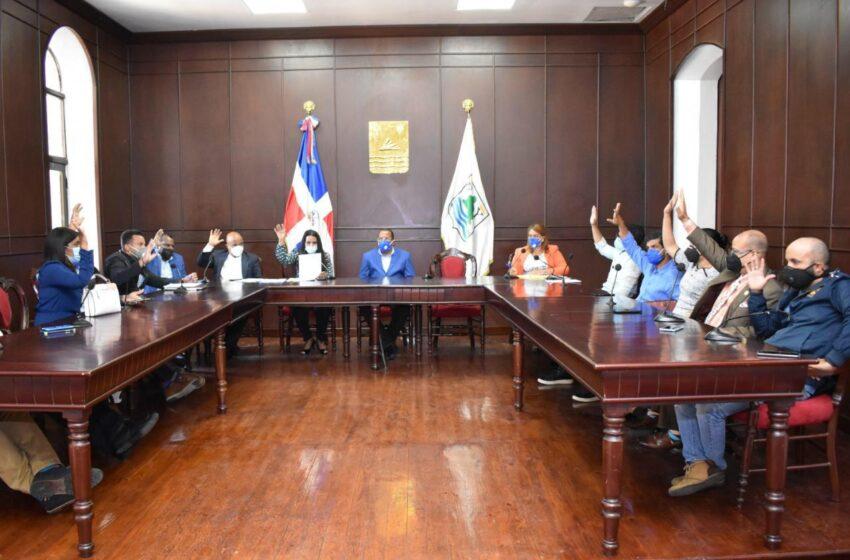 Concejo Edilicio Aprueba Entrega Regalía Empleados Ayuntamiento Puerto Plata