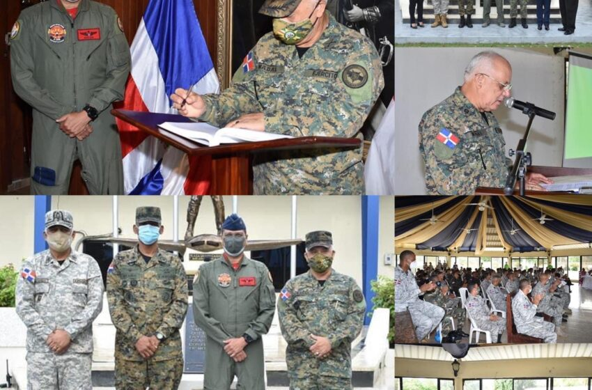 Escogen Delegados Cooperativa Base Aérea Militar Puerto Plata