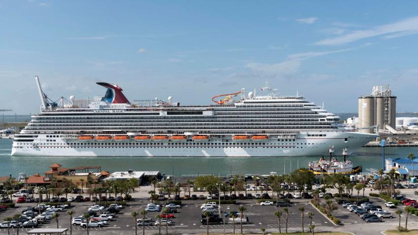 Cancelan Llegadas Cruceros Carnival Terminales Nacionales