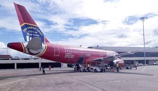 Vuelos Internacionales Activan Aeropuerto Internacional Puerto Plata