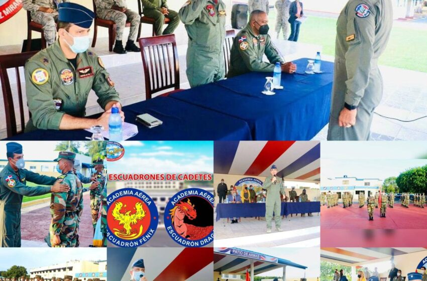 Cadetes Crean Comando Élites Fuerza Aérea República Dominicana
