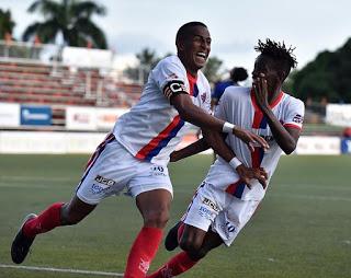 San Cristobal Elimina Puerto Plata Torneo Liga Dominicana Futbol