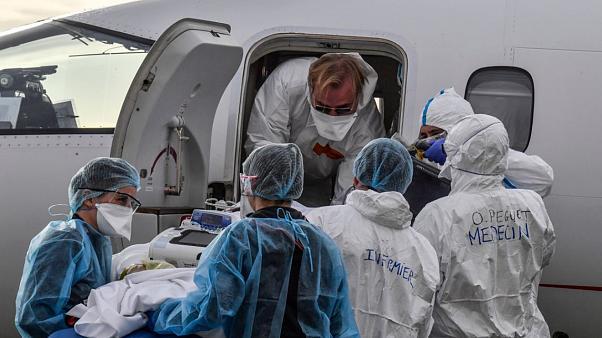 Cada dos minutos una persona muere en Italia a causa de la pandemia del coronavirus