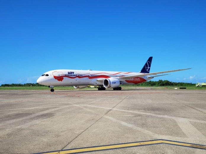 Lot Polish Airlines Regresa Destino Puerto Plata