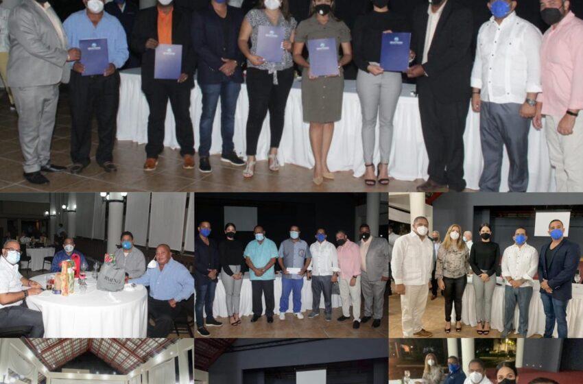 ADOMPRETUR Ofrece Encuentro Navideño Miembros Filial Puerto Plata