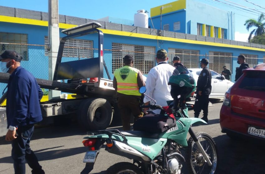 Cabildo Inicia Operativos Organización Caos Opera  Tránsito Calles-Avenidas Puerto Plata