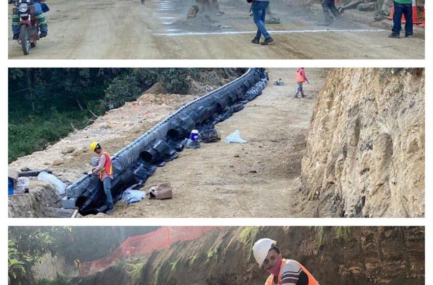 Avanzan Trabajos Terminación Carretera Gurabo-Puerto Plata