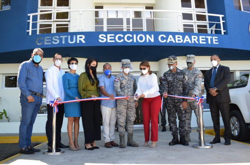 El CESTUR Deja funcionamiento Centro Recepción Denuncias Zona Puerto Plata
