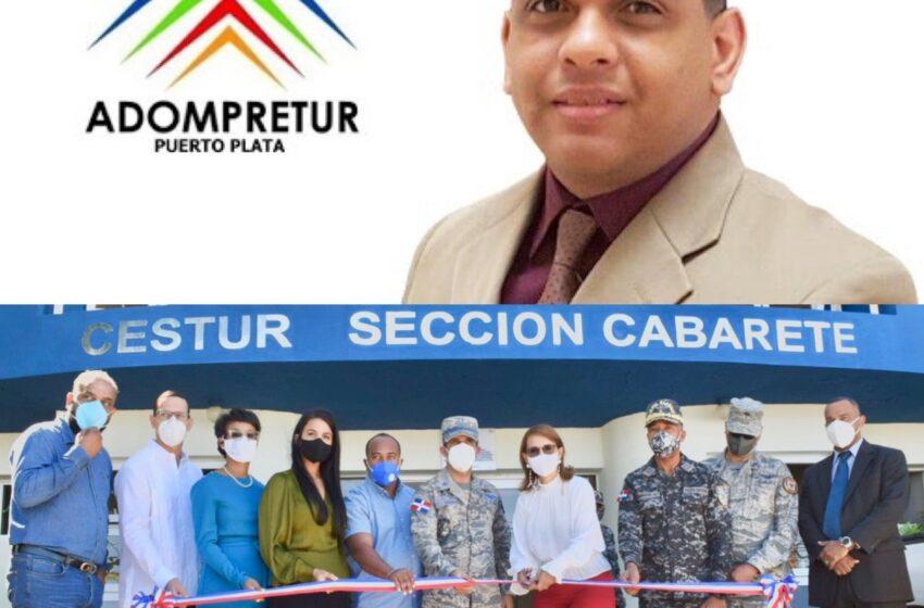 Secretario General ADOMPRETUR-Puerto Plata Valora Apertura Centro Denuncias CESTUR Cabarete