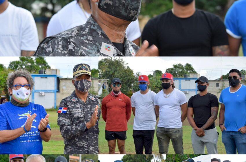 Delegación Grupo CODEPA Participa Actividad Deportiva Comunidad Montellano