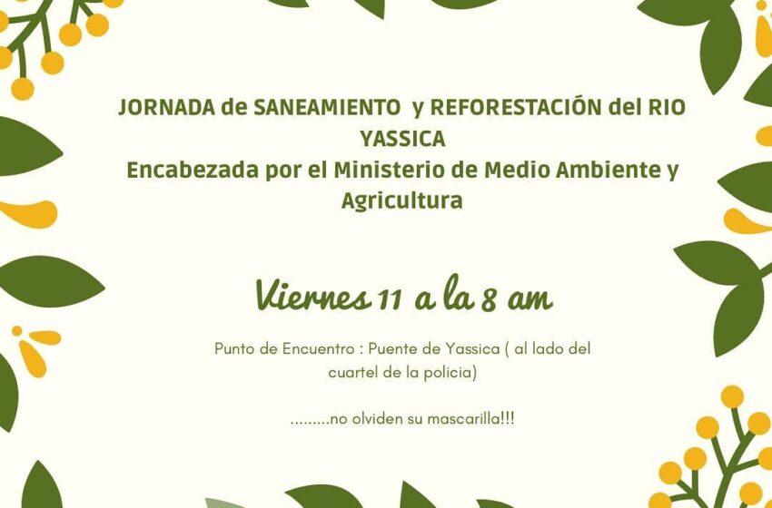 Ministerio Medio Ambiente Reforestará Río Yásica-Puerto Plata