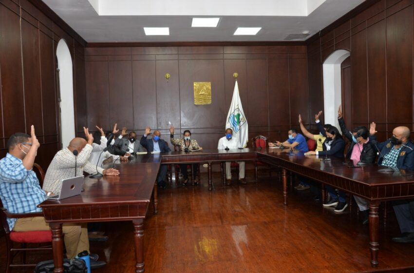 Regidores Otorgan Poderes Especiales Alcalde García Investigación Falsificación Cheques