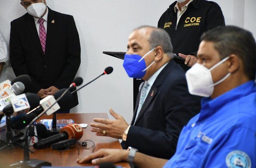 Ministro Salud Pública Plutarco Arias Revela Aumento Ligero Casos Coranavirus