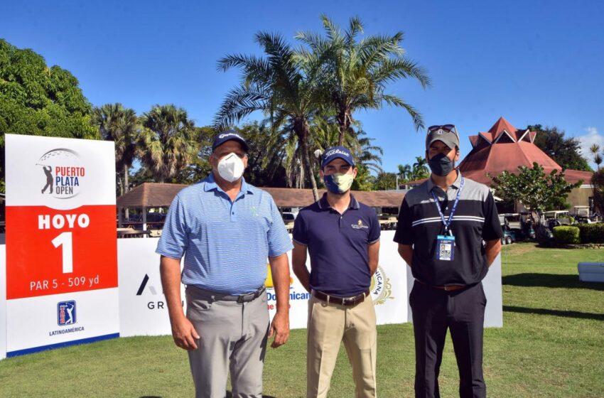 Avanza Gran Éxitos Torneo Golf «Puerto Plata Open PGA Tour»
