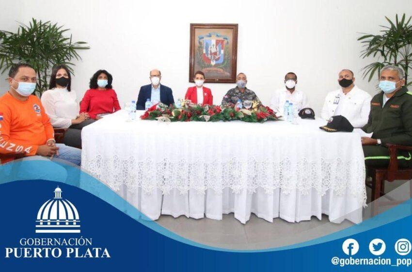 Gobernadora Encabeza Acto Apertura «Navidad, Seguridad, Vida 2020 Puerto Plata»