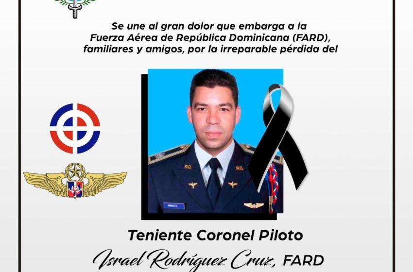 El CESAC Lamenta Muerte Oficial FARD Israel Rodríguez Cruz