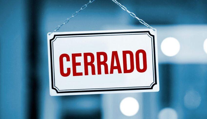 Avance Coranavirus Obliga Nuevamente Cierre Negocios Nacionales