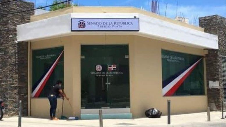 Oficina Senatorial Celebra Actividad Cultural Navideña Plaza Independencia Puerto plata