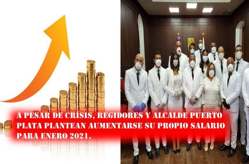 Alcalde, Regidores Ayuntamiento Buscan Aumentarse Sueldos