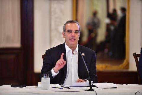 Presidente Abinader: «No Aceptaremos Corrupción en Nuestro Gobierno»