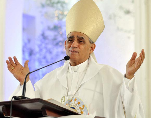 Arzobispo Espera Justicia Cumpla Rol le Corresponde en Santiago