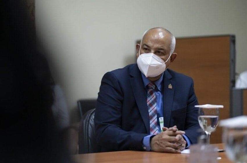 Viceministro Claudio Brito Asegura Gobierno Ganará Batalla Pandemia Coronavirus