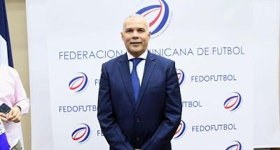 Dirigente Deportivo Rubén García Reserva Olimpismo Dominicano