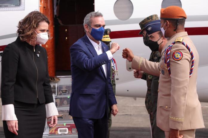 Presidente Abinader Califica Positiva, Fructífera Visita Puerto Rico