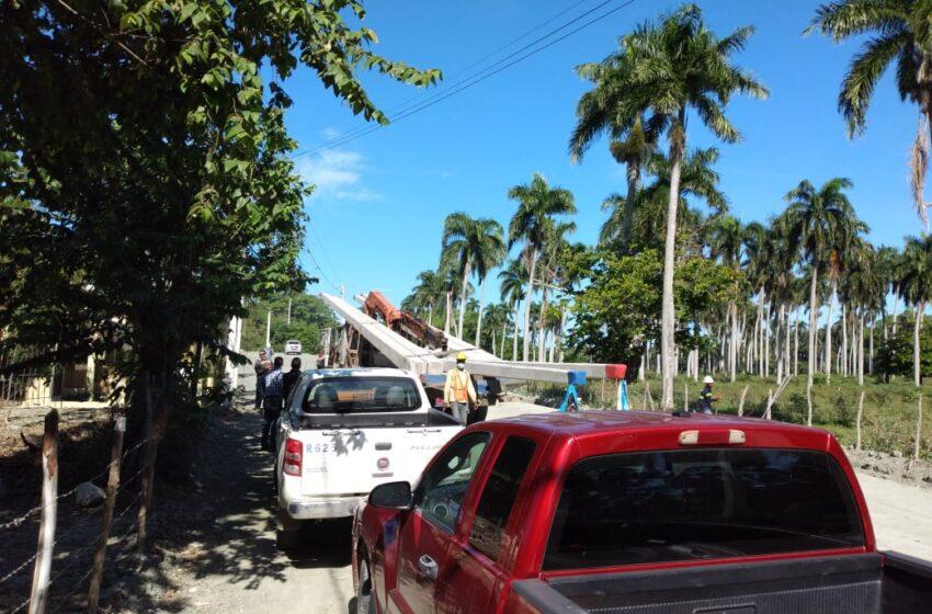 Gobierno Dispone Continuación Trabajos Construcción Puente Distrito Maimón