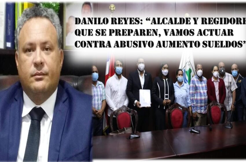 Jurista Enfrentará Aumento Sueldos Dispuestos Concejo Regidores Ayuntamiento Puerto Plata