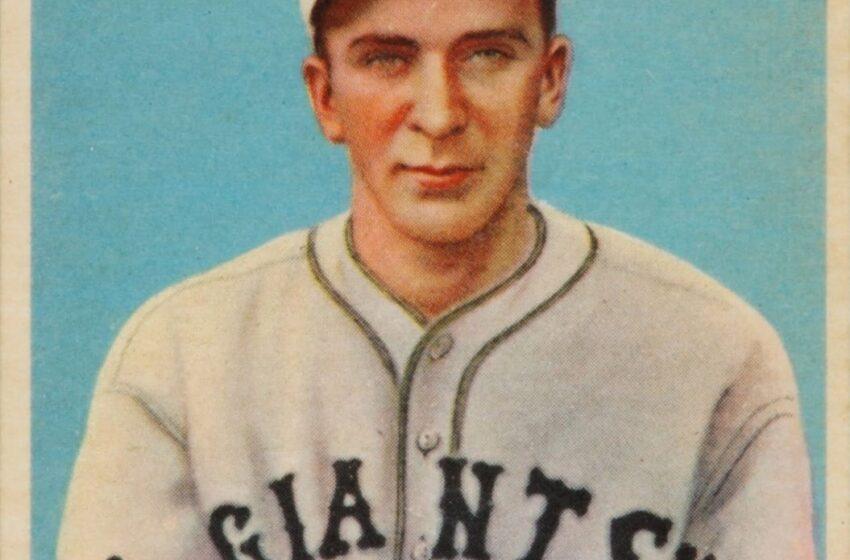 Recordando El Ayer: «Lanzador Carl Hubbell Ganó 24 Juegos Seguidos»