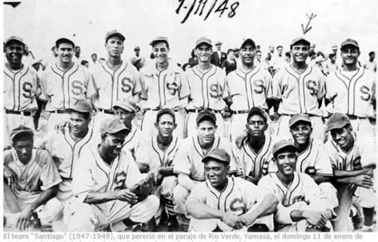 Recordando El Ayer: «Tragedia Río Verde Enlutó Deportes Dominicanos Cumple 73 Años»